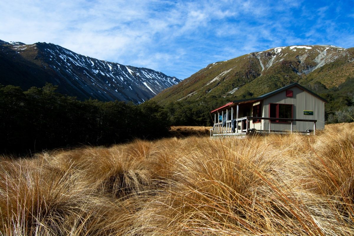 Nelson Lakes NP, New Zealand